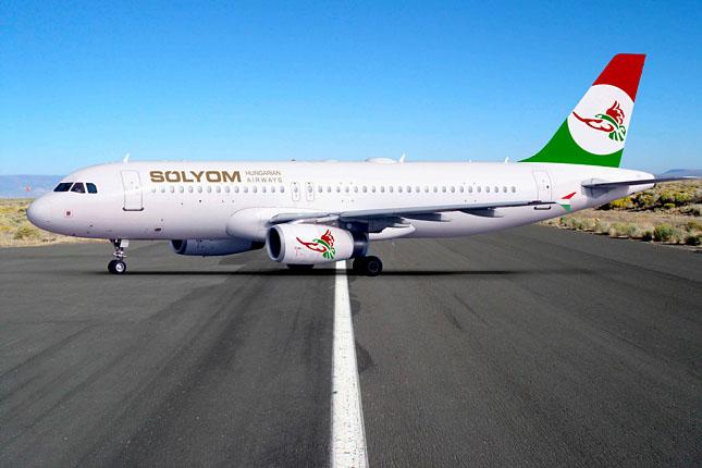 Nem tudnak elindulni a Sólyom gépei a Liszt Ferenc repülőtérről