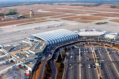 Jól indult az év a Budapest Airport számára - Nemzeti Reptéri Parkoló
