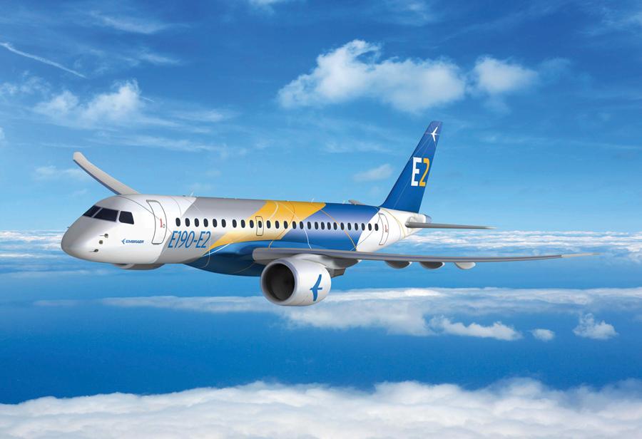 A tervezett ütemben halad az új E-Jet fejlesztése