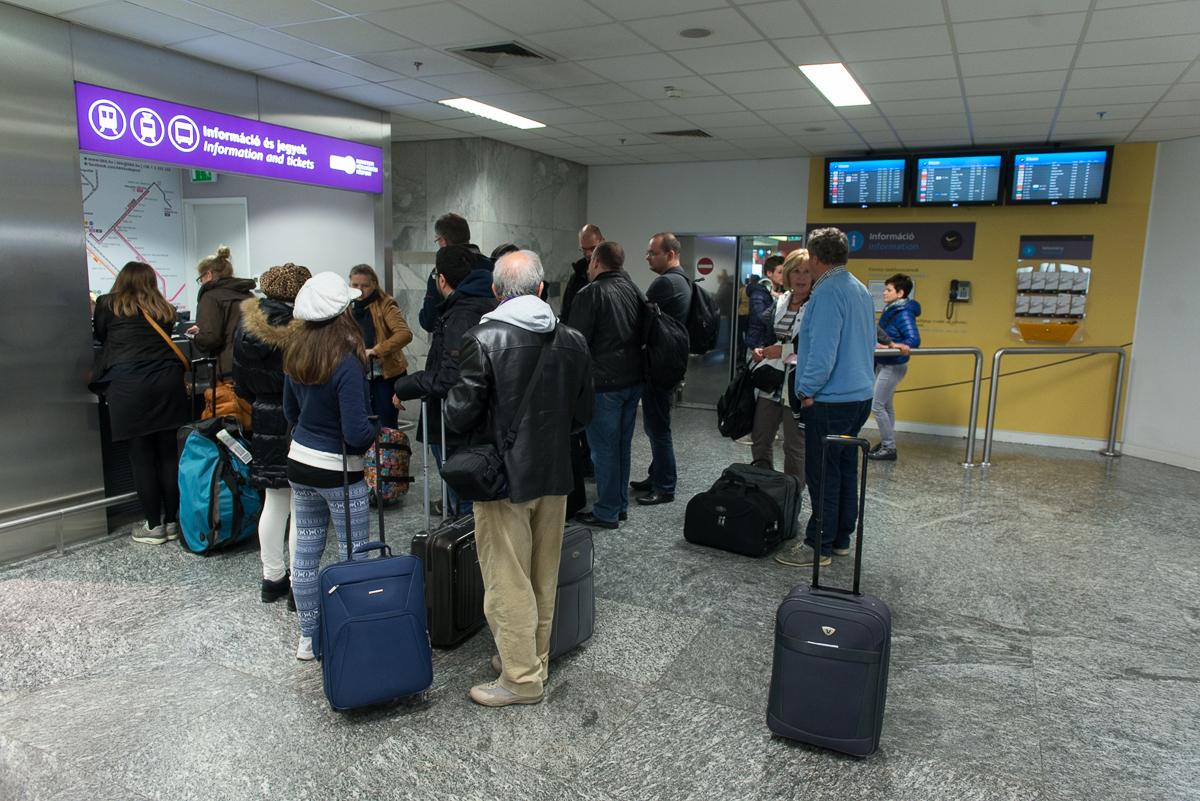 BKK ügyfélpont immáron a 2A terminálon is