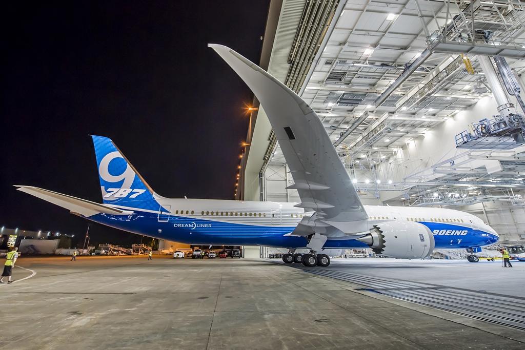 Típusengedélyek birtokában a legújabb Dreamliner