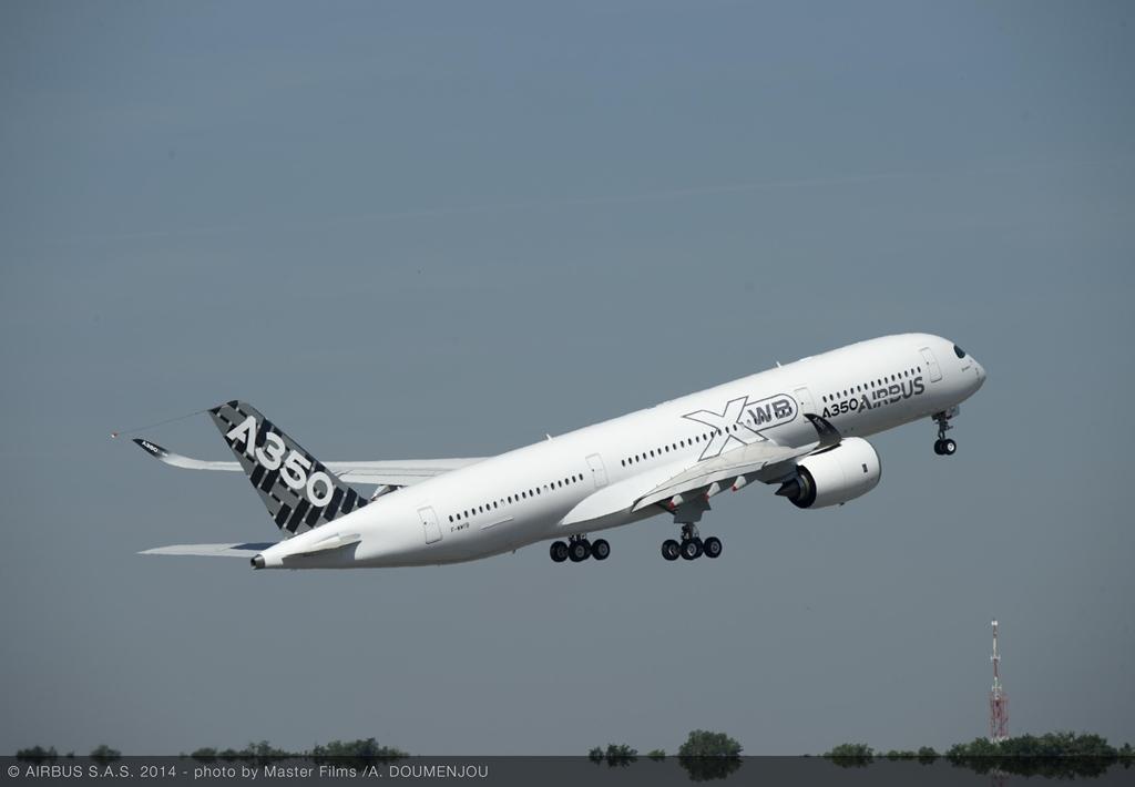 Teljes a berepülő-flotta: felszállt az ötödik A350-es