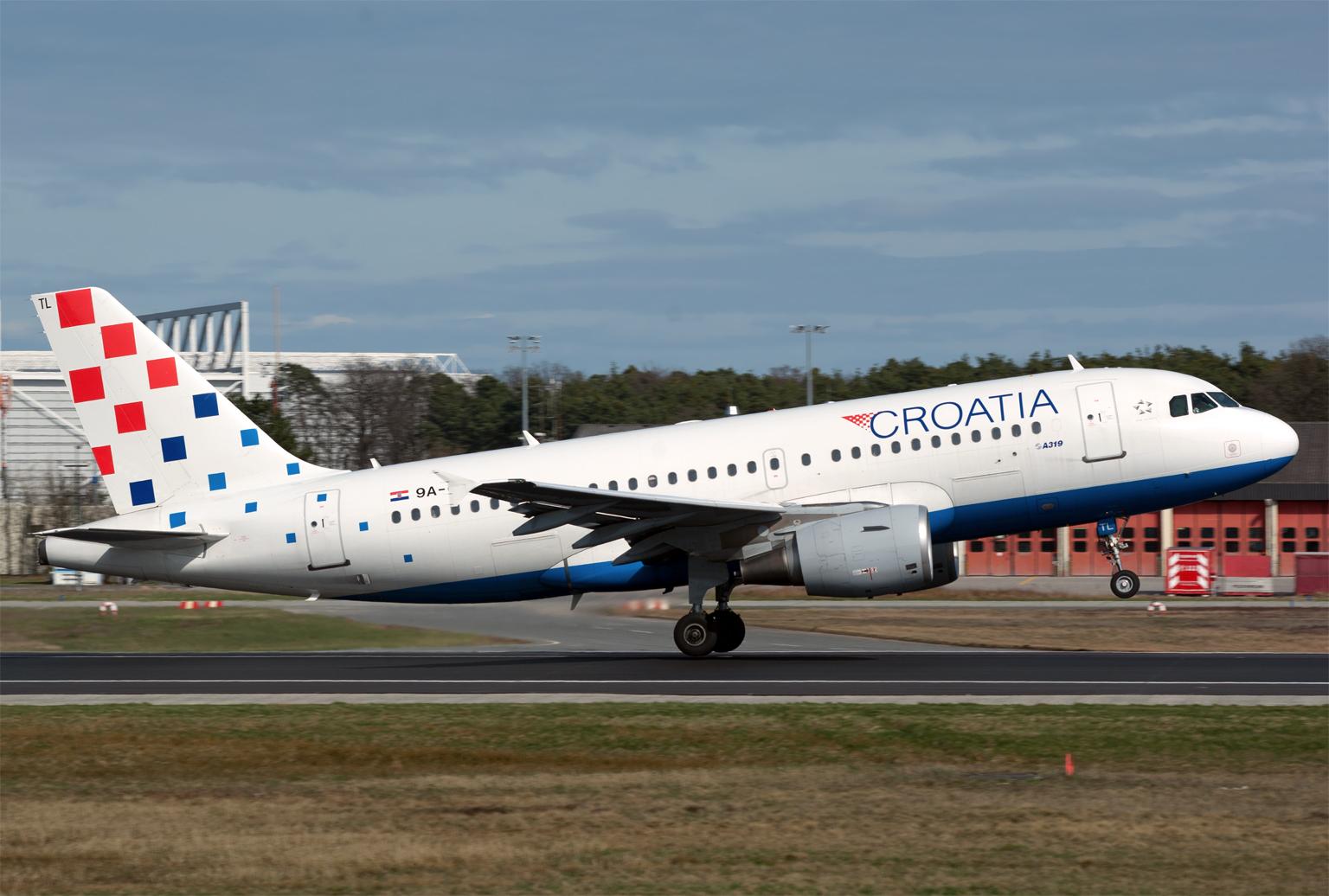 Kudarcba fulladt a két új horvát légitársaság indulása