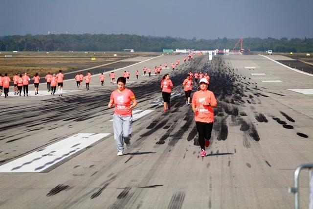 Ismét lesz Runway Run a Liszt Ferenc reptéren