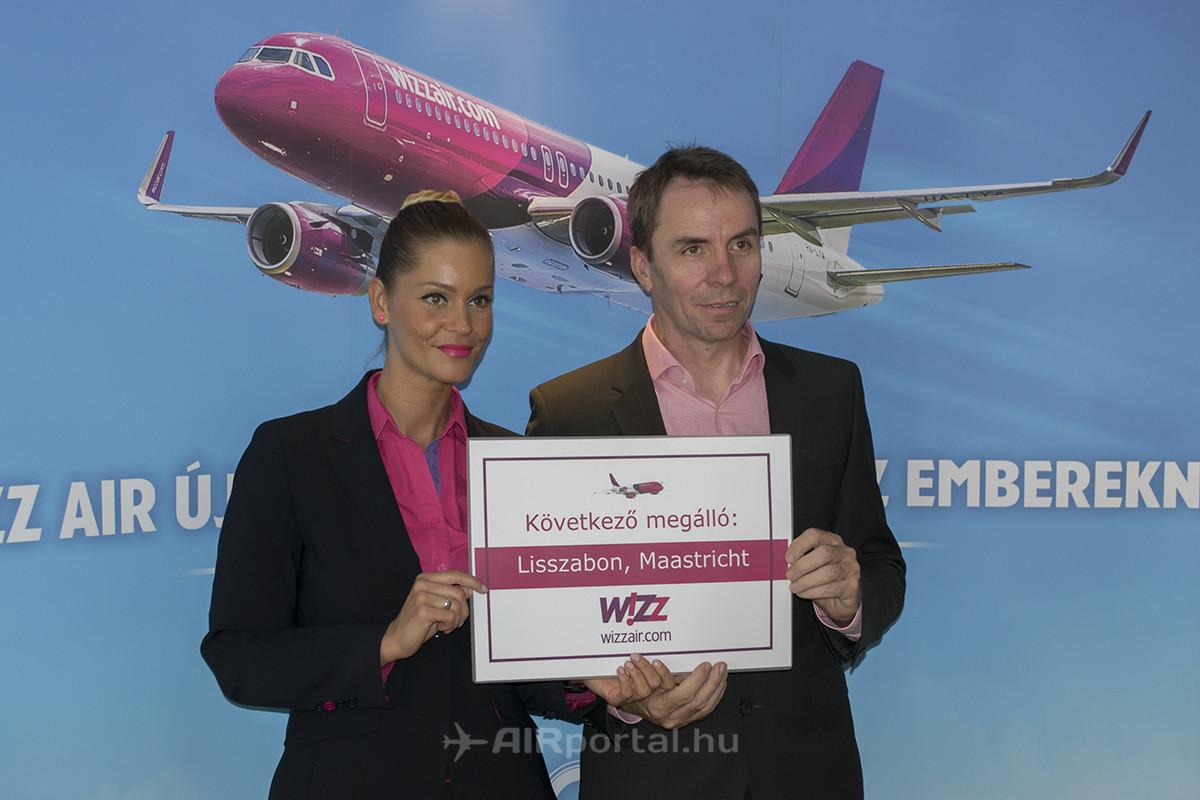 15%-kal bővül Budapesten a Wizz Air 2015-ben