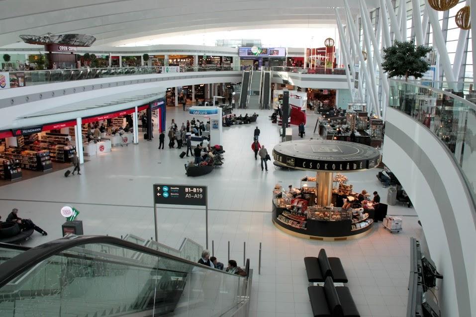 A Liszt Ferenc Repülőtér SkyCourt részlege