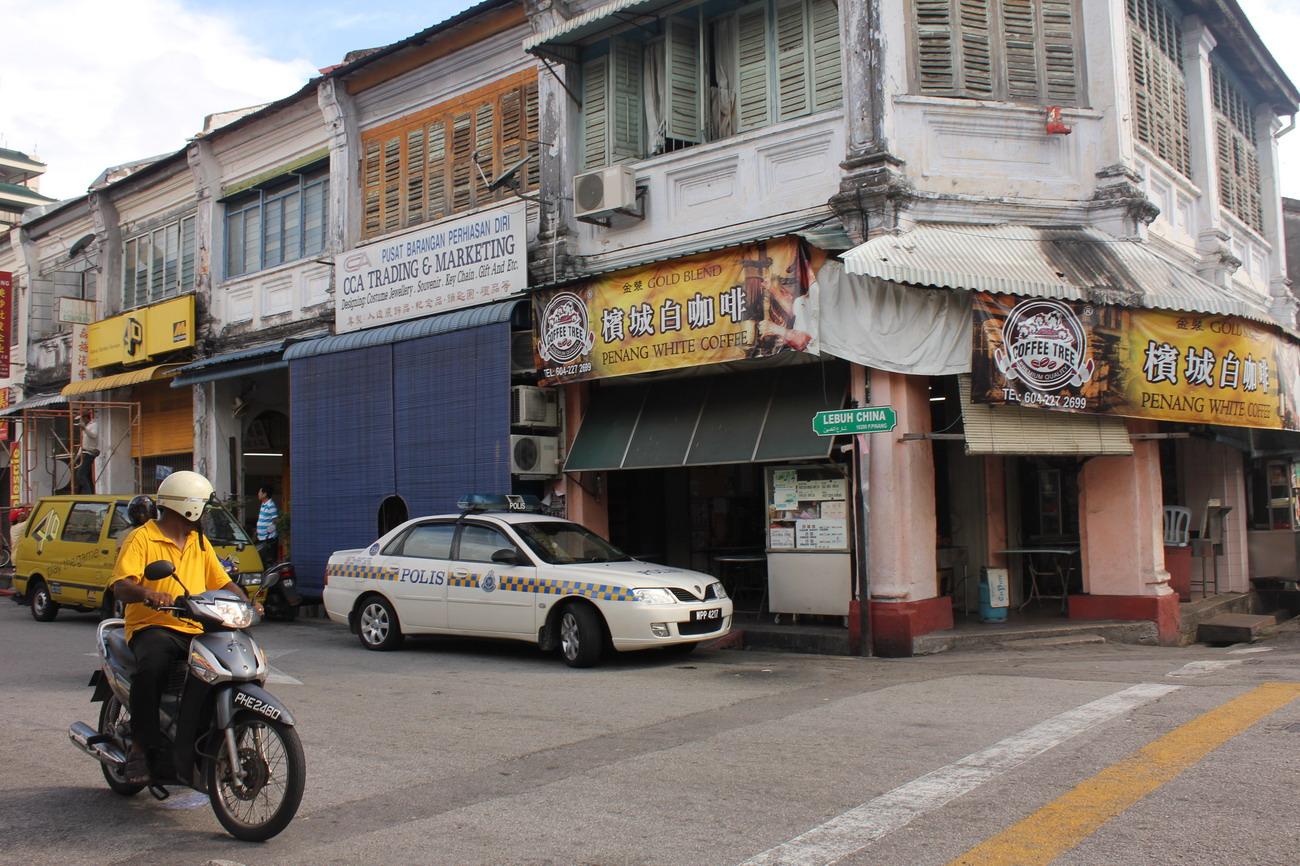 George Townban van a legautentikusabb kínai negyed