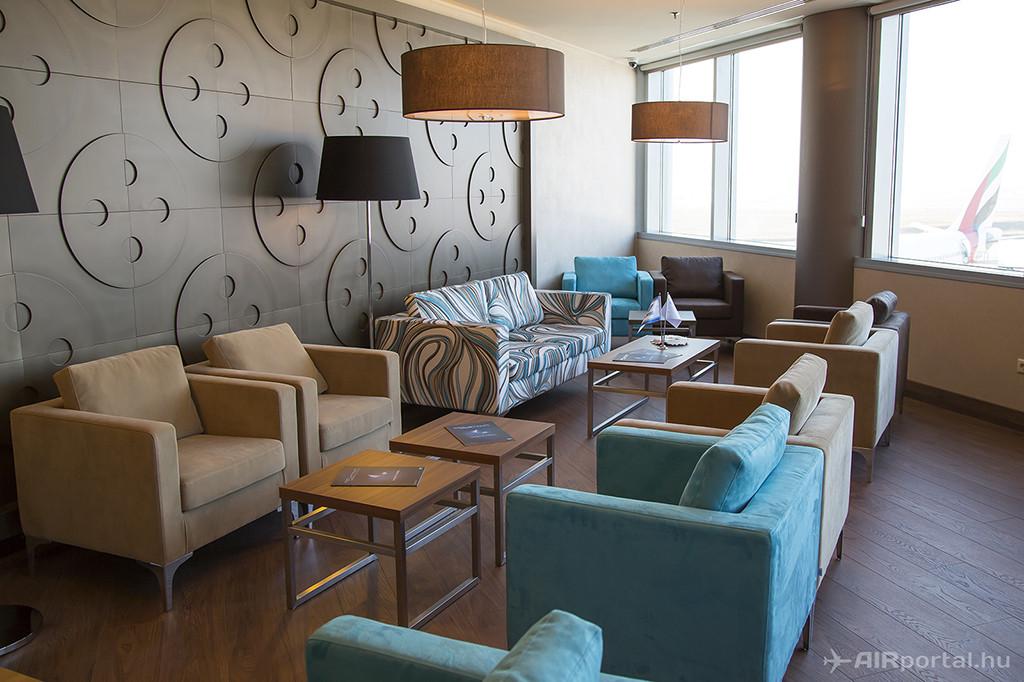 Világszínvonalú lounge-ok nyíltak a Liszt Ferenc Repülőtéren