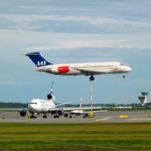 Októberben láthatjuk utoljára Ferihegyen a SAS MD-80-asokat