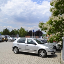 Parkolás a reptéren