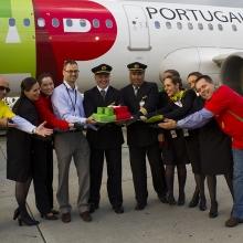 Tíz éve Budapesten, ünnepel a TAP Portugal