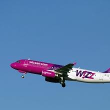 Egy hajtóművel szállt le a Wizz Air gépe Budapesten