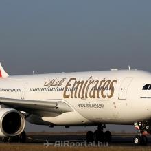 Egyelőre nem készül Budapestre az Emirates