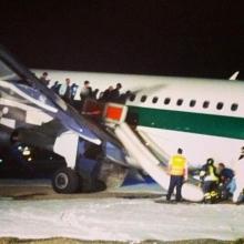 Alitalia baleset: Ismét bennragadt egy A320-as futóműve