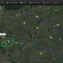 Utasrosszullét: Budapesten szállt le az Emirates 777-ese