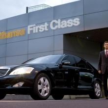 Lufthansa: prémium utasoknak ingyenes Fast Track Ferihegyen