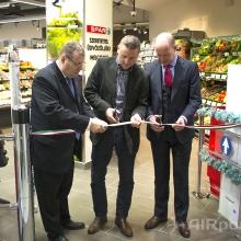 Szupermarket nyílt a ferihegyi repülőtéren