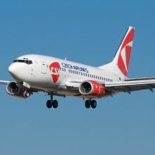 Hévizi járatot nyit a Czech Airlines